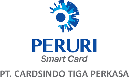Logo about Peruri Cardsindo
